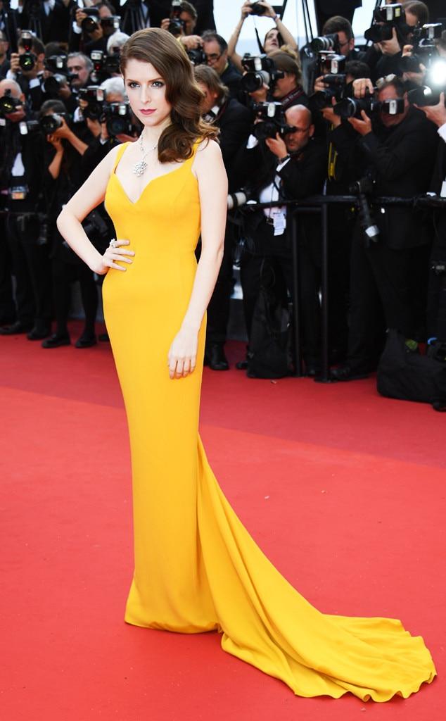 ESC: Cannes, Anna Kendrick