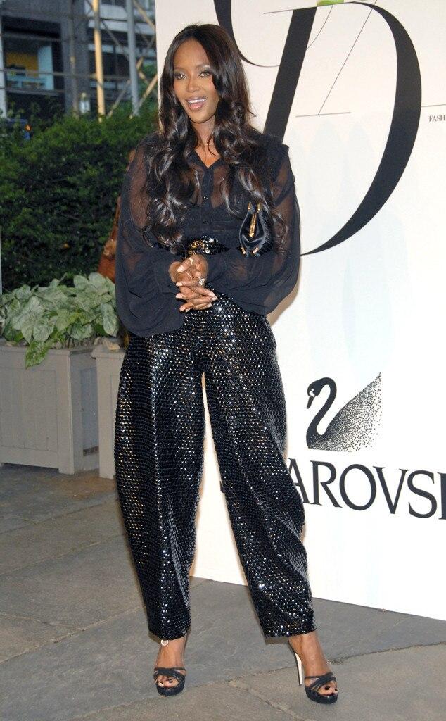 Naomi Campbell, 2008