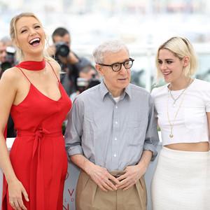Blake Lively, Woody Allen, Kristen Stewart, Cannes 2016