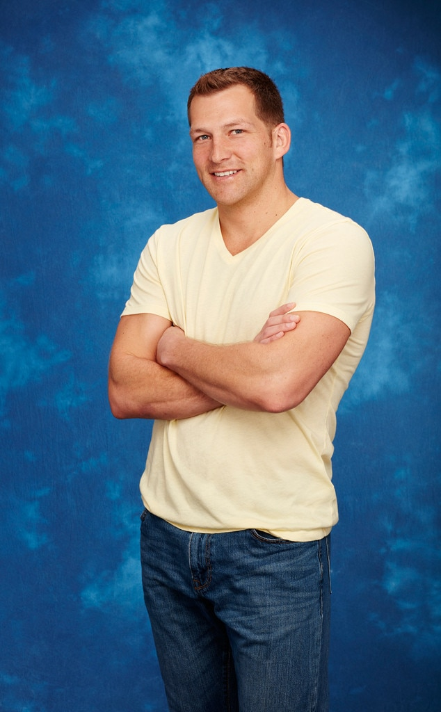 Luke From The Bachelorette Season 12 Meet JoJos 26 Men