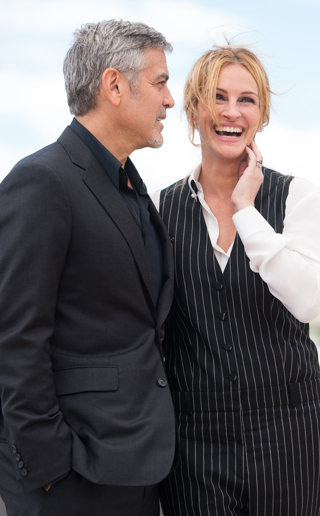 George Clooney, Julia Roberts, Cannes 2016