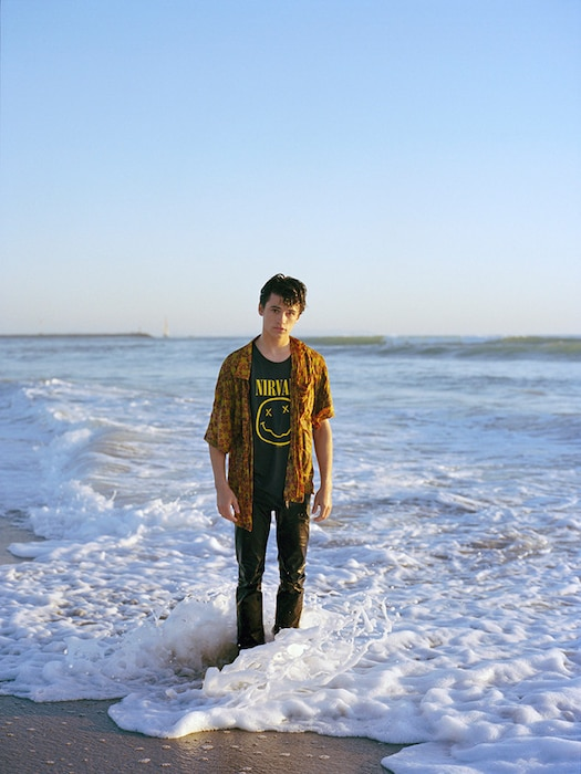 Dylan Jagger Lee, Pamela Anderson Son