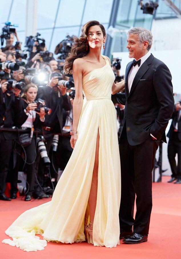 George Clooney, Amal Clooney, Cannes 2016