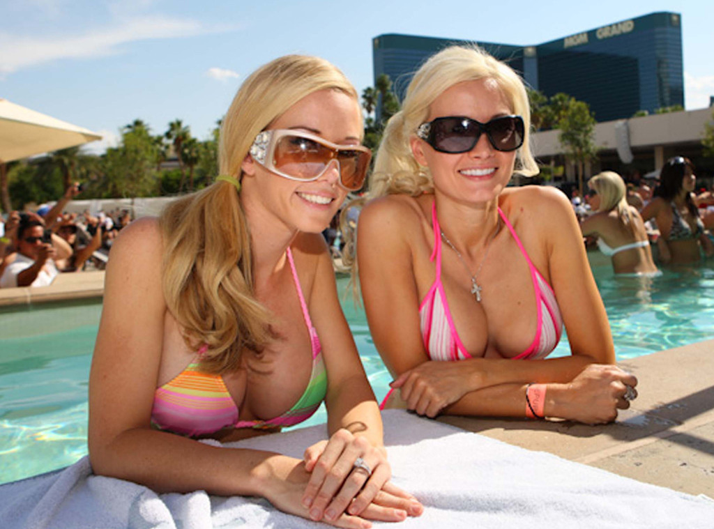 Kendra Wilkinson, Holly Madison