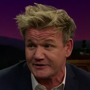 Gordon Ramsay, The Late Late Show