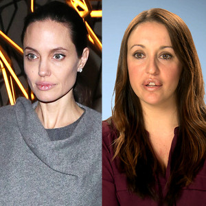 Angelina Jolie, Botched Kera