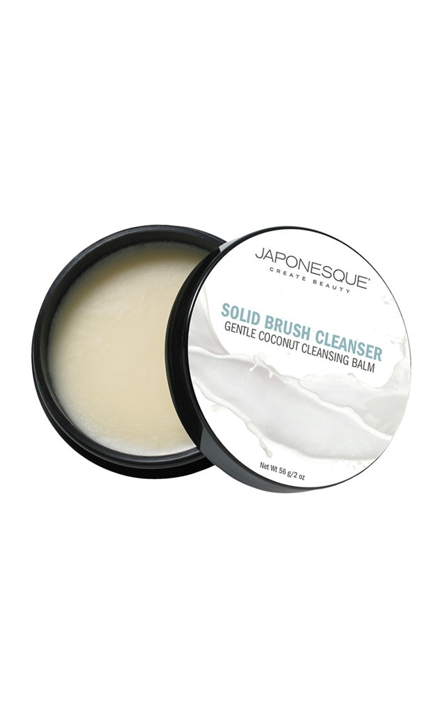 Brush Cleanser From Best Coconut Oil Infused Beauty