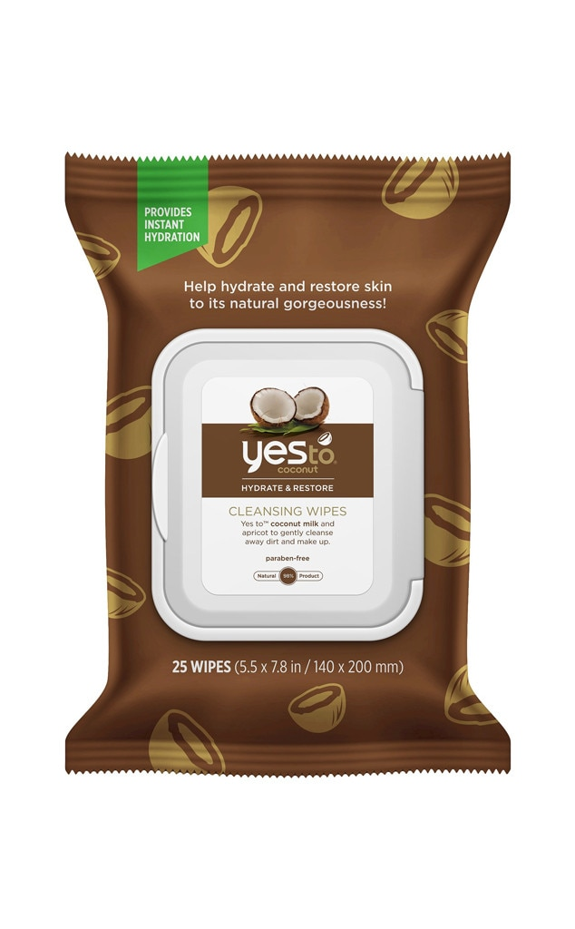 Wipes From Best Coconut Oil Infused Beauty Products E News