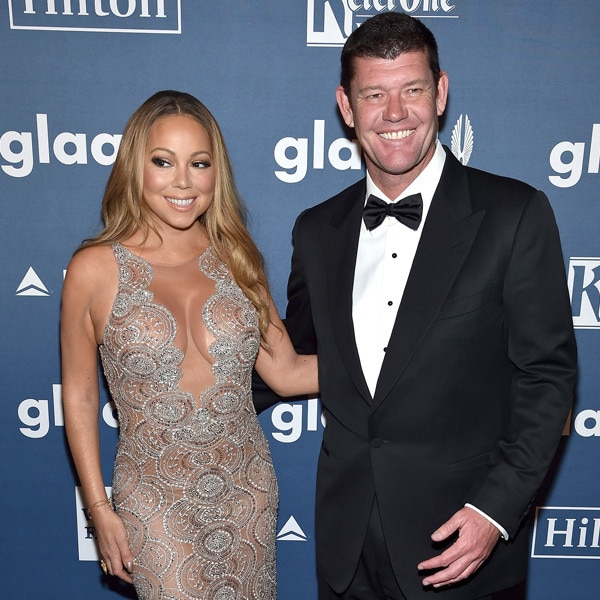 Mariah Carey lets rip at James Packer