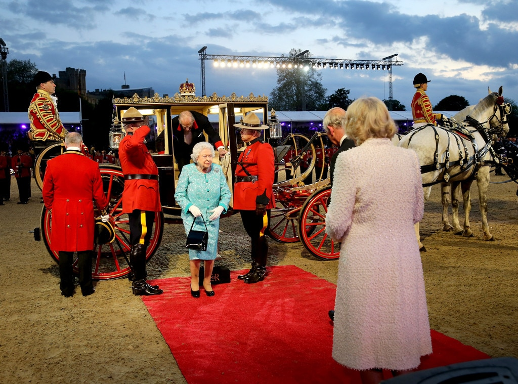 Queen Elizabeth II, Prince Charles, 90th Birthday Celebrations