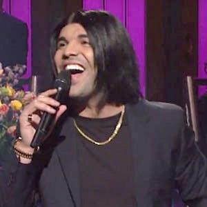 Drake, Rihanna Impression, SNL