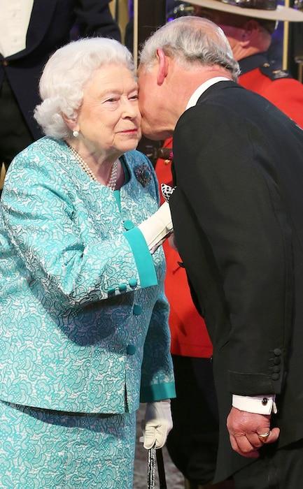 Queen Elizabeth II, Prince Charles, 90th Birthday Celebrations