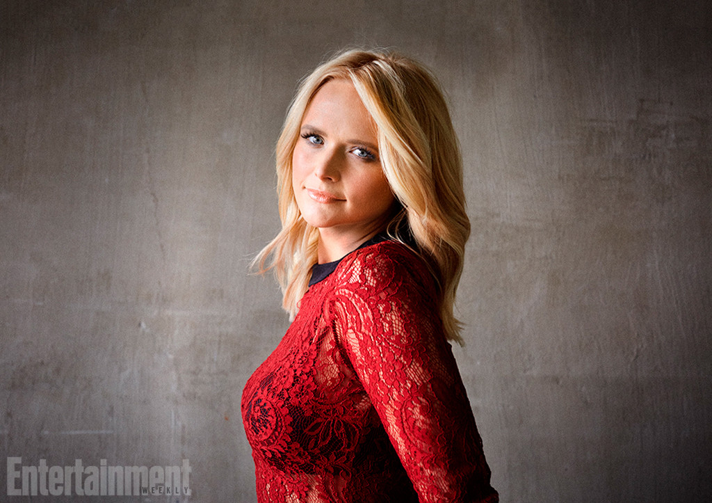 Miranda Lambert, Kenny Chesney, Sam Hunt, Entertainment Weekly