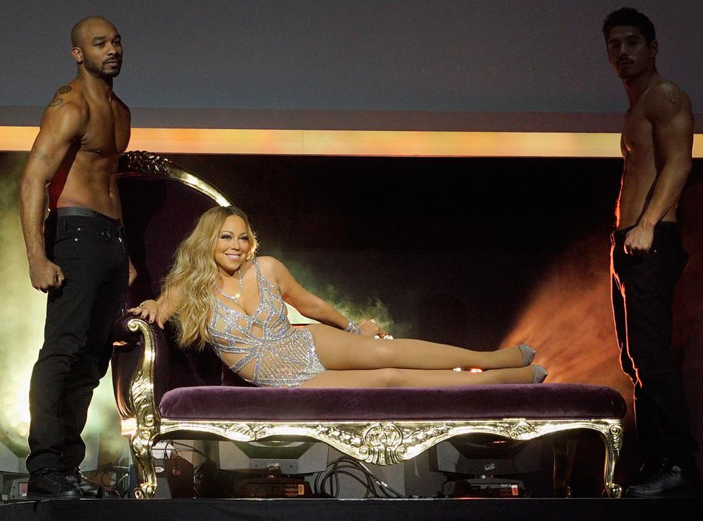 Mariah Carey, 2016 NBCUniversal Upfront