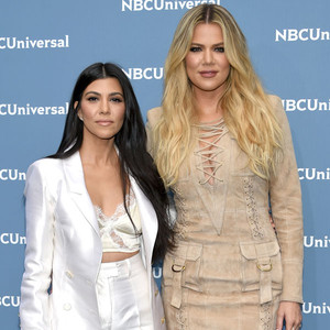 Khloe Kardashian: Kourtney and I Didn't Care About Keeping Up With the Kardashians at First on Kardashians