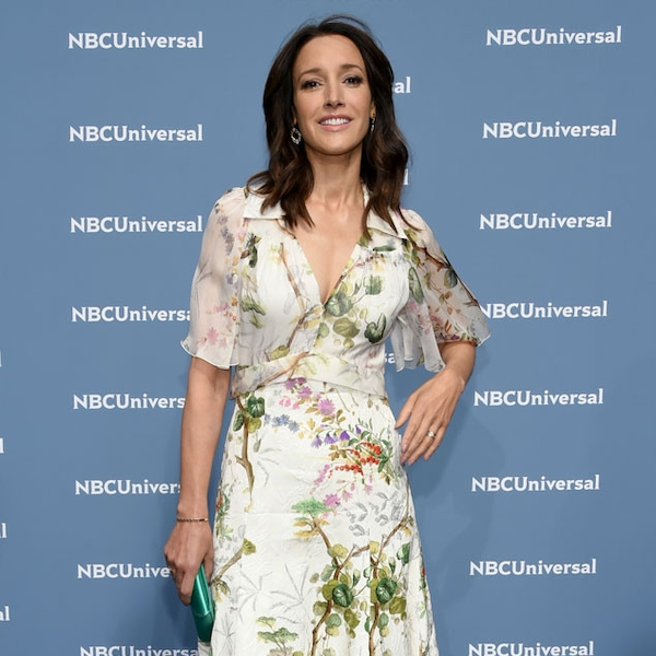 Jennifer Beals From NBCUniversal Upfront 2016: Red Carpet