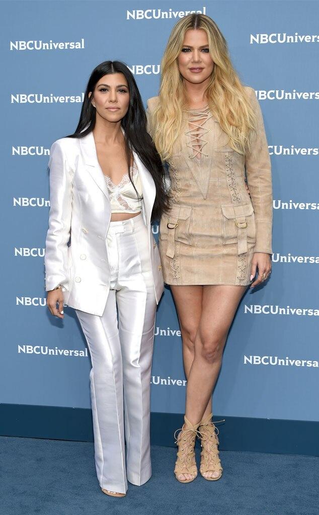 Cool Khloe Kardashian And Kourtney Kardashian Open Up About Rob Hairstyle Inspiration Daily Dogsangcom