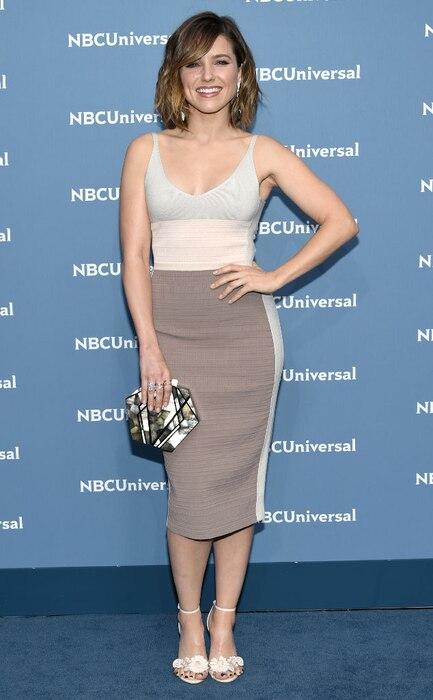 Sophia Bush, NBCUNIVERSAL 2016 UPFRONT PRESENTATION
