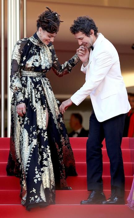 Shia LaBeouf,  Sasha Lane, Cannes 2016