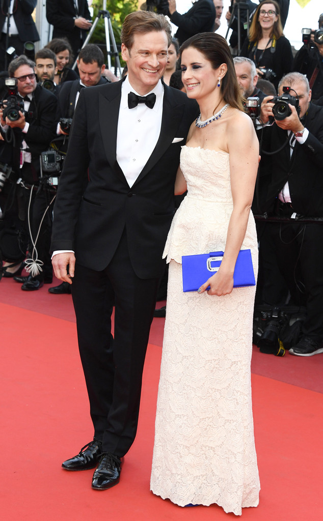 Colin Firth's Wife Admits to Past Affair With Alleged ...