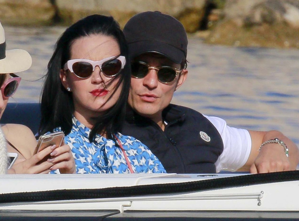 Katy Perry, Orlando Bloom