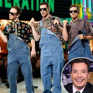 Akiva Schaffer, Andy Samberg, Jorma Taccone, The Lonely Island, Jimmy Fallon