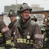 Chicago Fire, Taylor Kinney, Monica Raymund