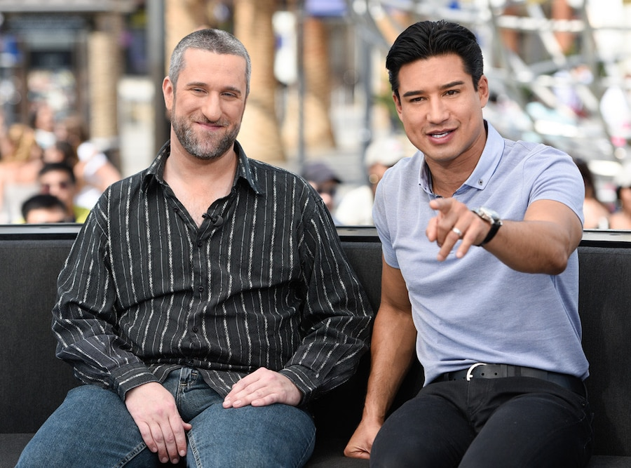 Dustin Diamond, Mario Lopez