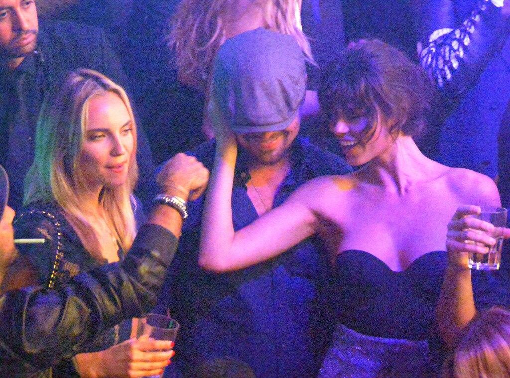 Leonardo DiCaprio, Mystery Woman, Cannes 2016