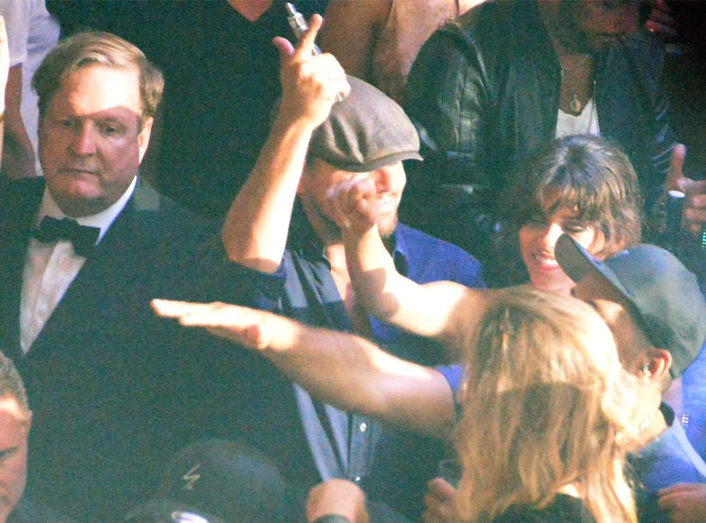 Leonardo DiCaprio, Bodyguard, Mystery Woman, Cannes 2016