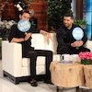 Jared Leto, Drake, Ellen DeGeneres