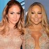 Jennifer Lopez, Mariah Carey