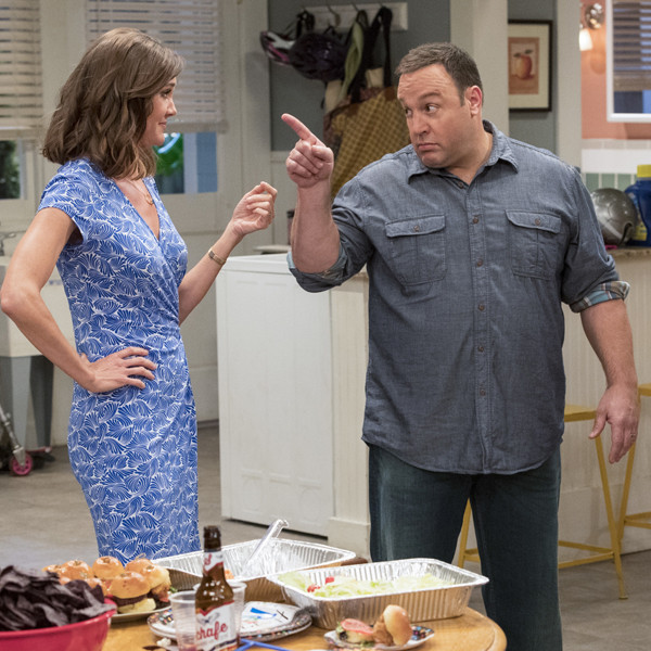 Kevin Can Wait, Kevin James