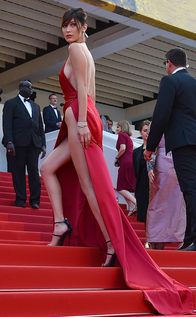 Bella Hadid, Cannes 2016