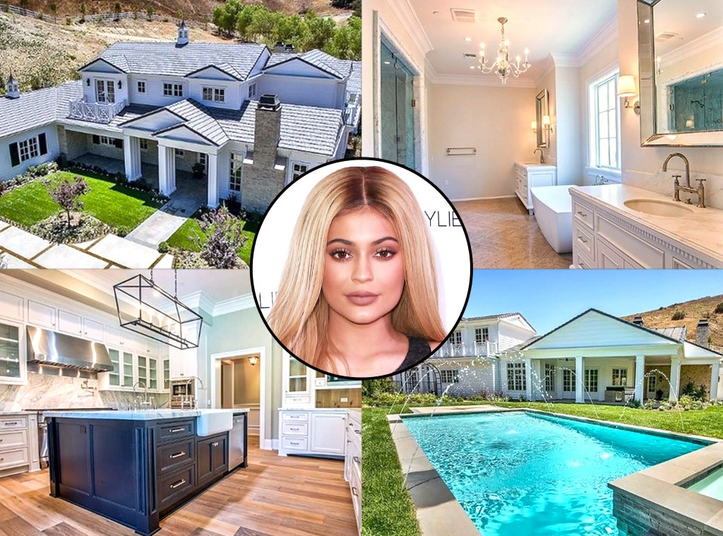Kylie Jenner, Real Estate