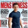 Zac Efron, Men's Fitness, June 2016, Cover