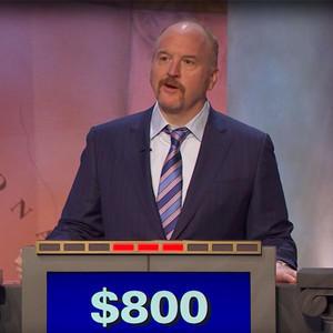 Louis C.K., Jeopardy!