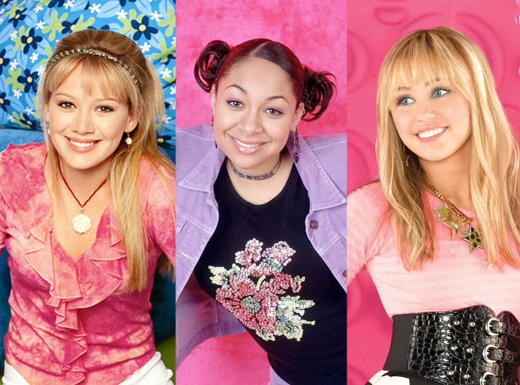 Freeform Nostalgia, Lizzie McGuire, That's So Raven, Hannah Montana