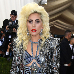 Lady Gaga, MET Gala 2016, Arrivals