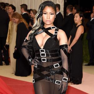Nicki Minaj, MET Gala 2016, Arrivals