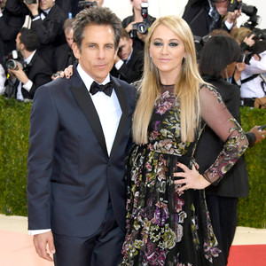 Ben Stiller, Christine Taylor, MET Gala 2016, Arrivals, Couples