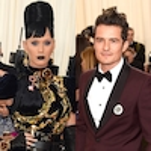 Katy Perry, Orlando Bloom, MET Gala 2016, Arrivals