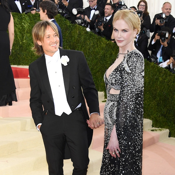 Nicole Kidman And Keith Urban From Couples And BFFs At The