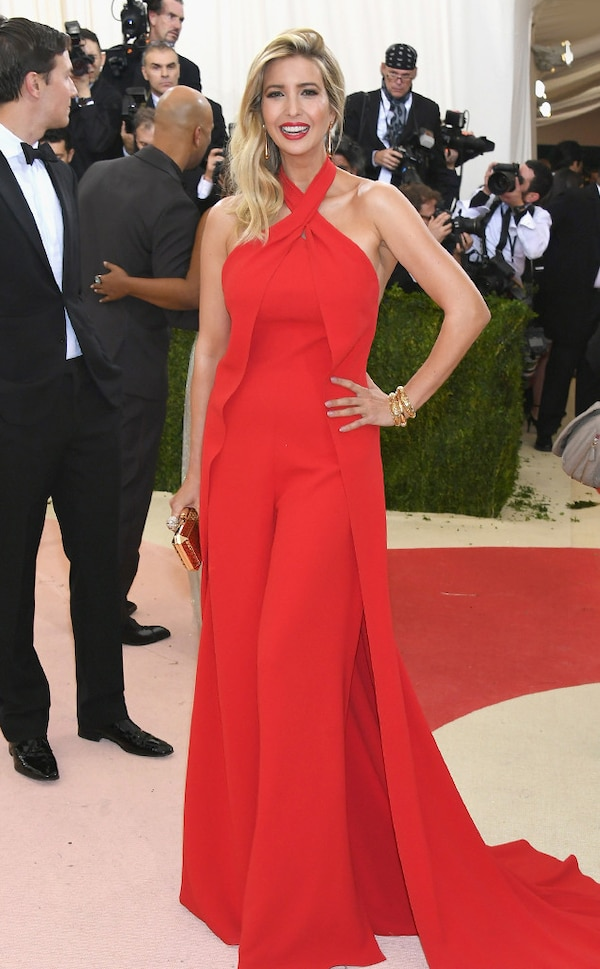 Red, Red, Red From Ivanka Trump's Best Looks