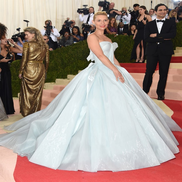 Claire Danes Met Gala: Claire Danes From Met Gala 2016: Red Carpet Arrivals