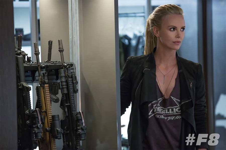 Charlize Theron, Fast 8