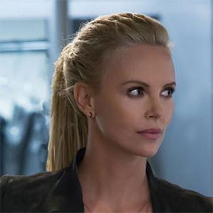 charlize theron appears in her first fast furious 8 photo and she is ready to rock e news. Black Bedroom Furniture Sets. Home Design Ideas