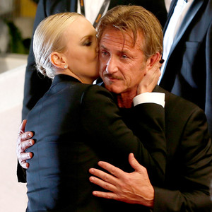 Sean Penn, Charlize Theron, Cannes 2016