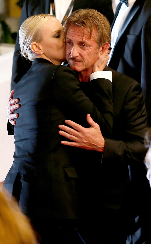 Sean Penn, Charlize Theron, Cannes 2016