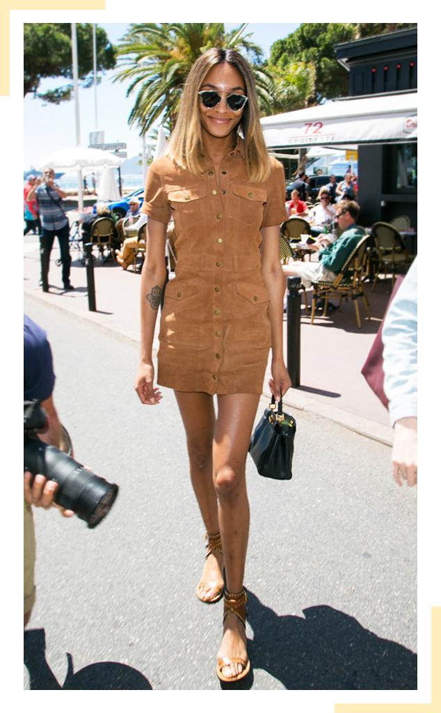 ESC: Cannes 2016, Street Style, Jourdan Dunn